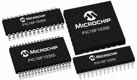 ic microchip processor -