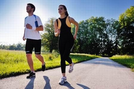 Manfaat Jogging Selain Menurunkan Berat Badan -