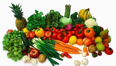 sayuran dan buah! -