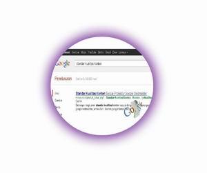 Konten Yang Disukai Google