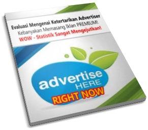 Motif orang tertarik memasang iklan