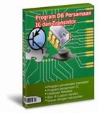 Program Persamaan Transistor IC