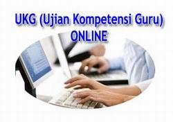 UKG ONLINE Ujian Kompetensi Guru Online