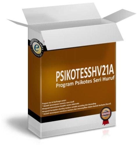 Fitur dan kelebihan PSIKOTESSHV21A